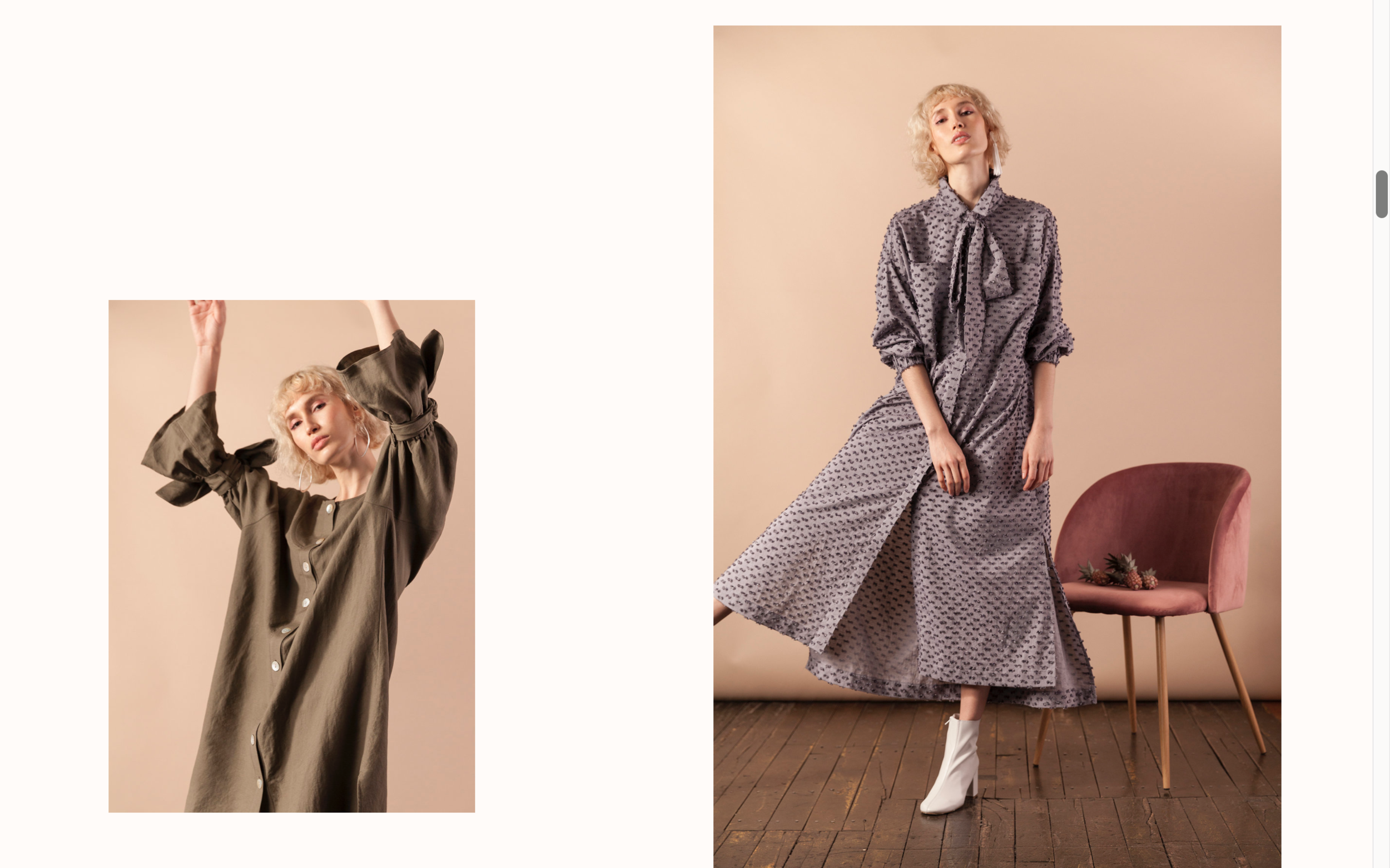 House-Dress-Ny-Lookbook-Sleeve-Caftan-Garmentory