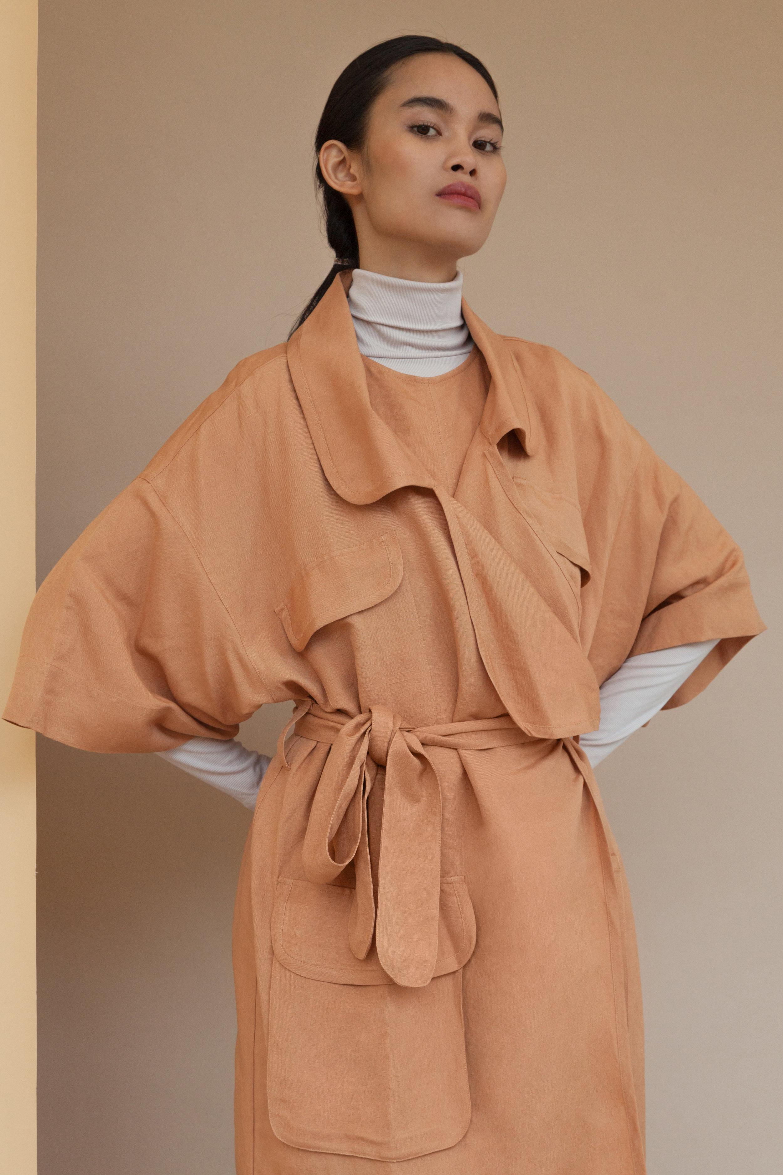 House-Dress-Carlisle-Coat-Garmentory-Linen-Trench
