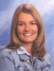 Mag. Hauser Petra, Klassenlehrerin