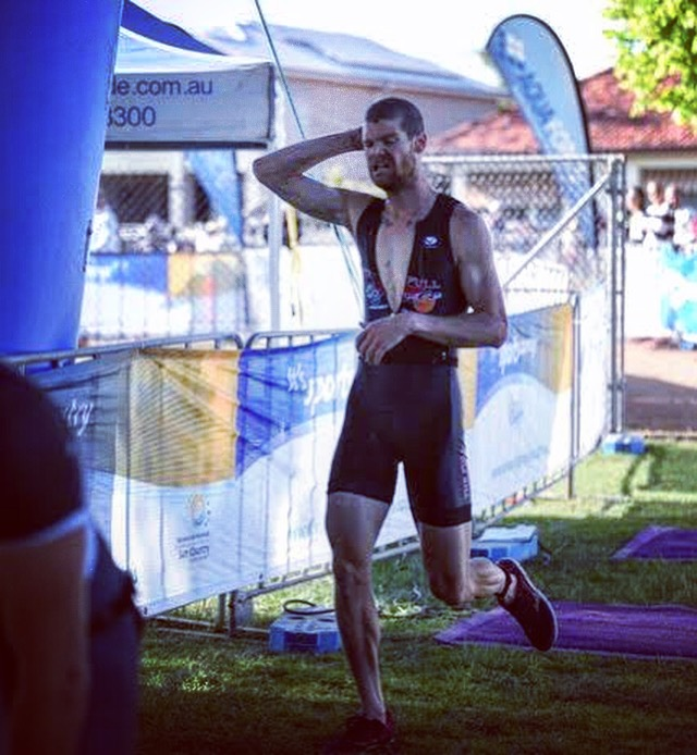 Yarrawonga Sprint 2015 - The beauty of training under Kel is that you become fearless to this kind of hurt.