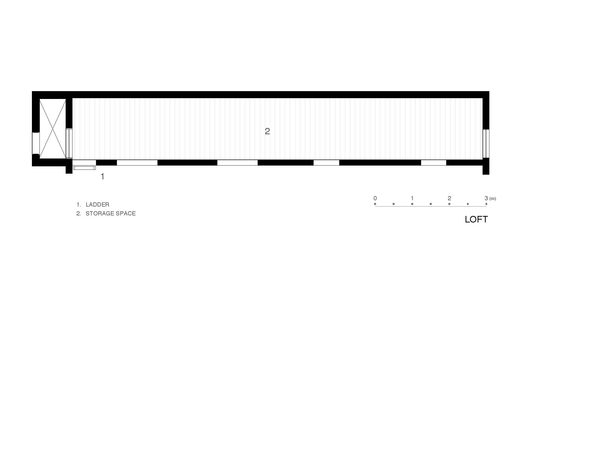 Loft Plan by Junko Yamamoto
