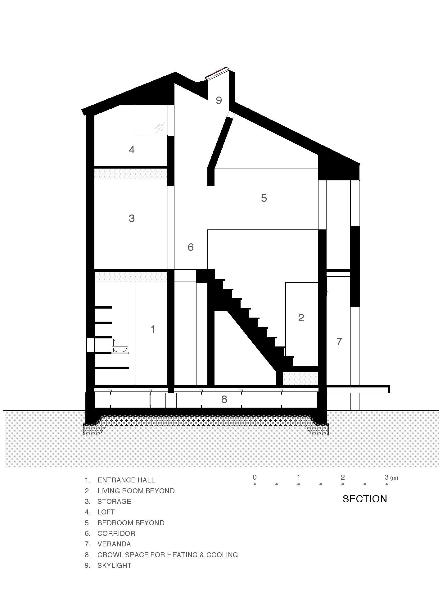 Section by Junko Yamamoto