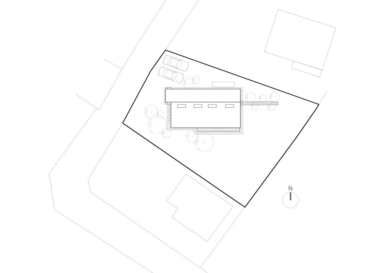 Site Plan by Junko Yamamoto