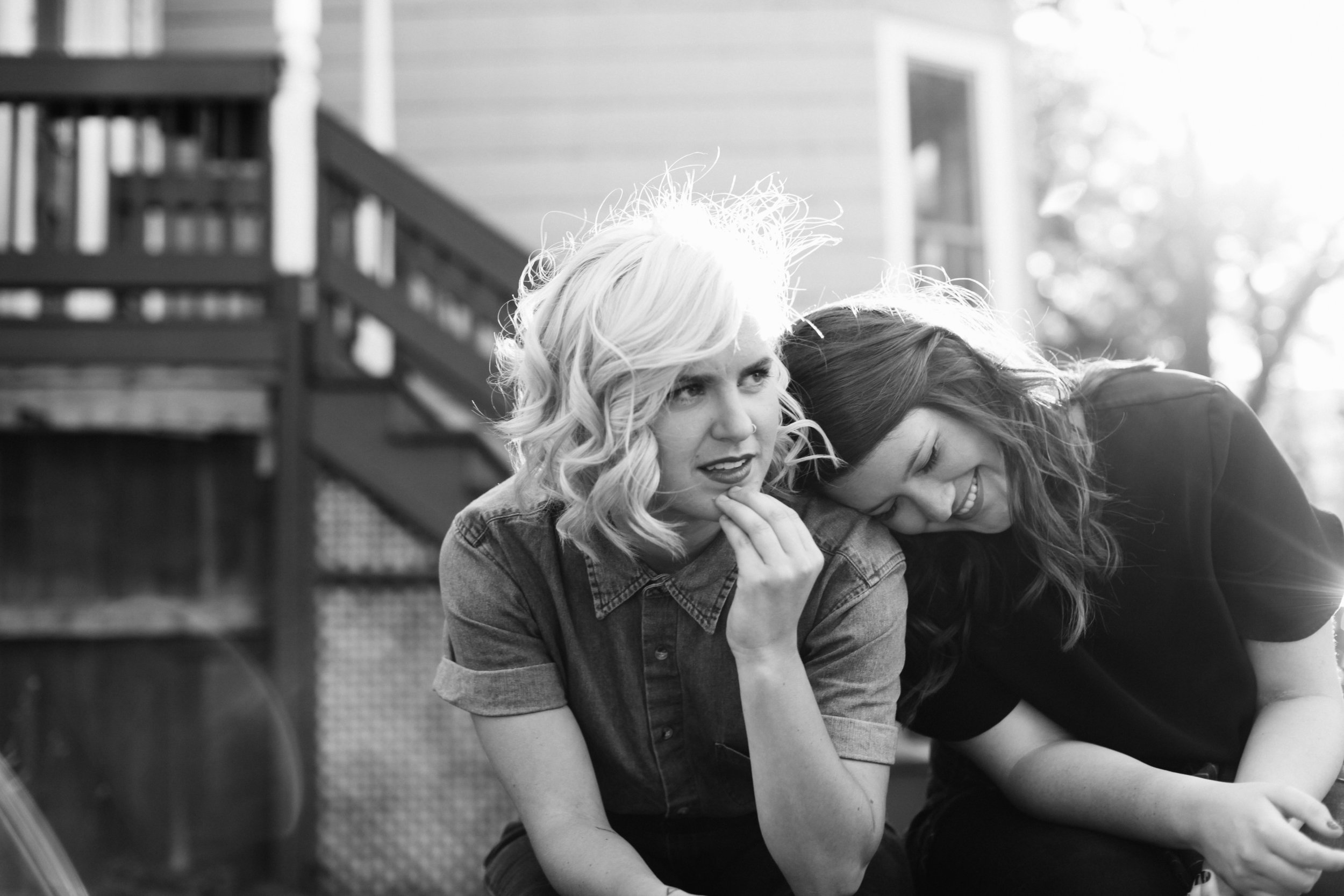 Mia Gjeldum & Lauren Awtry of   Beloved