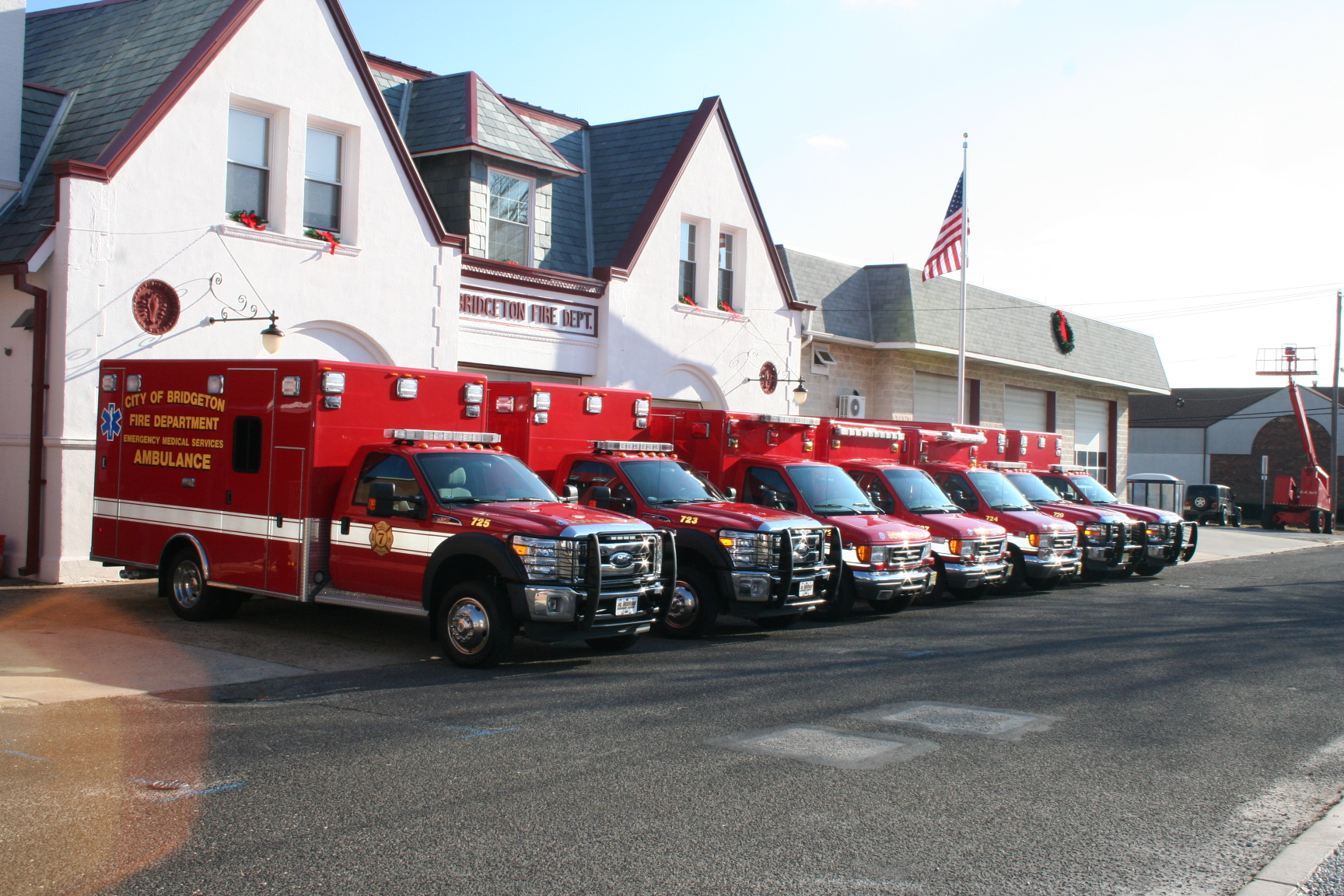 Emergency Medical Services — City of Bridgeton Fire Department