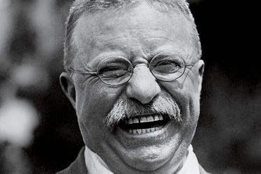 Jolly Teddy Roosevelt