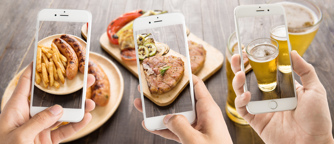 Social and Digital Media for Restaurants in Des Moines, Iowa