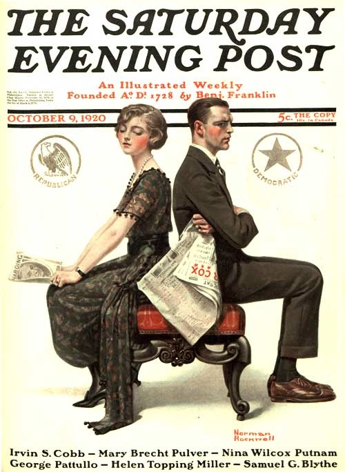 Election-Debate-October-9-1920-Norman-Rockwell2.jpg