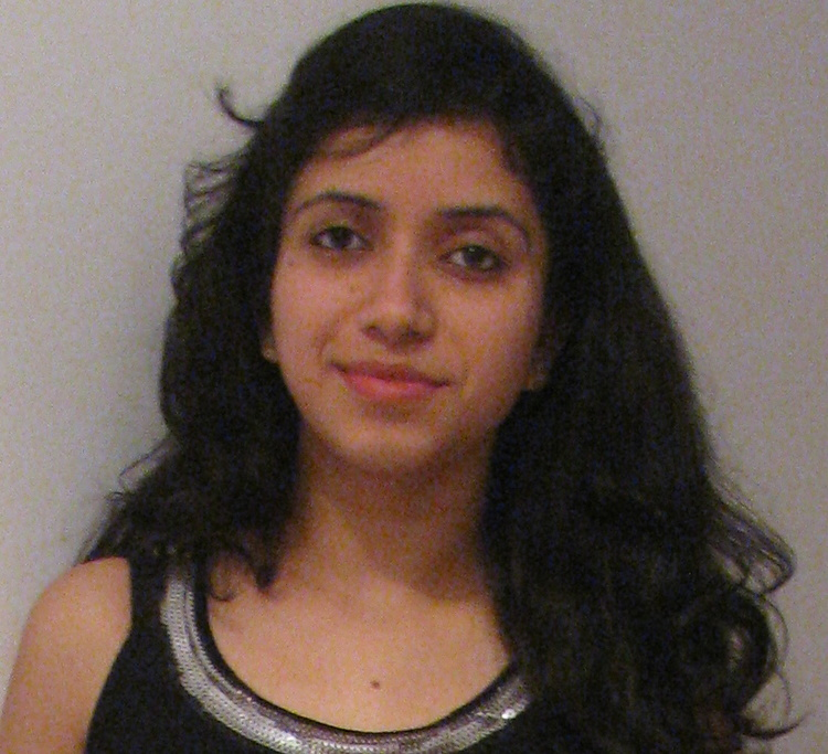Neha Sharma BS Bio - Master student