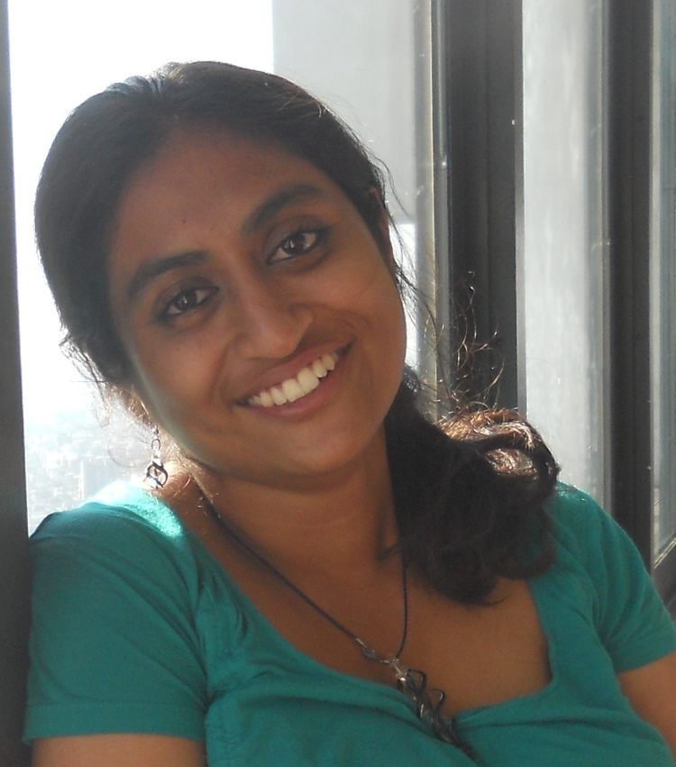 Shruthi Alex BS Bio - Technician