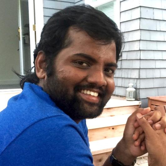 Manikanda Keethi Raja BS Bioengineering - Technician