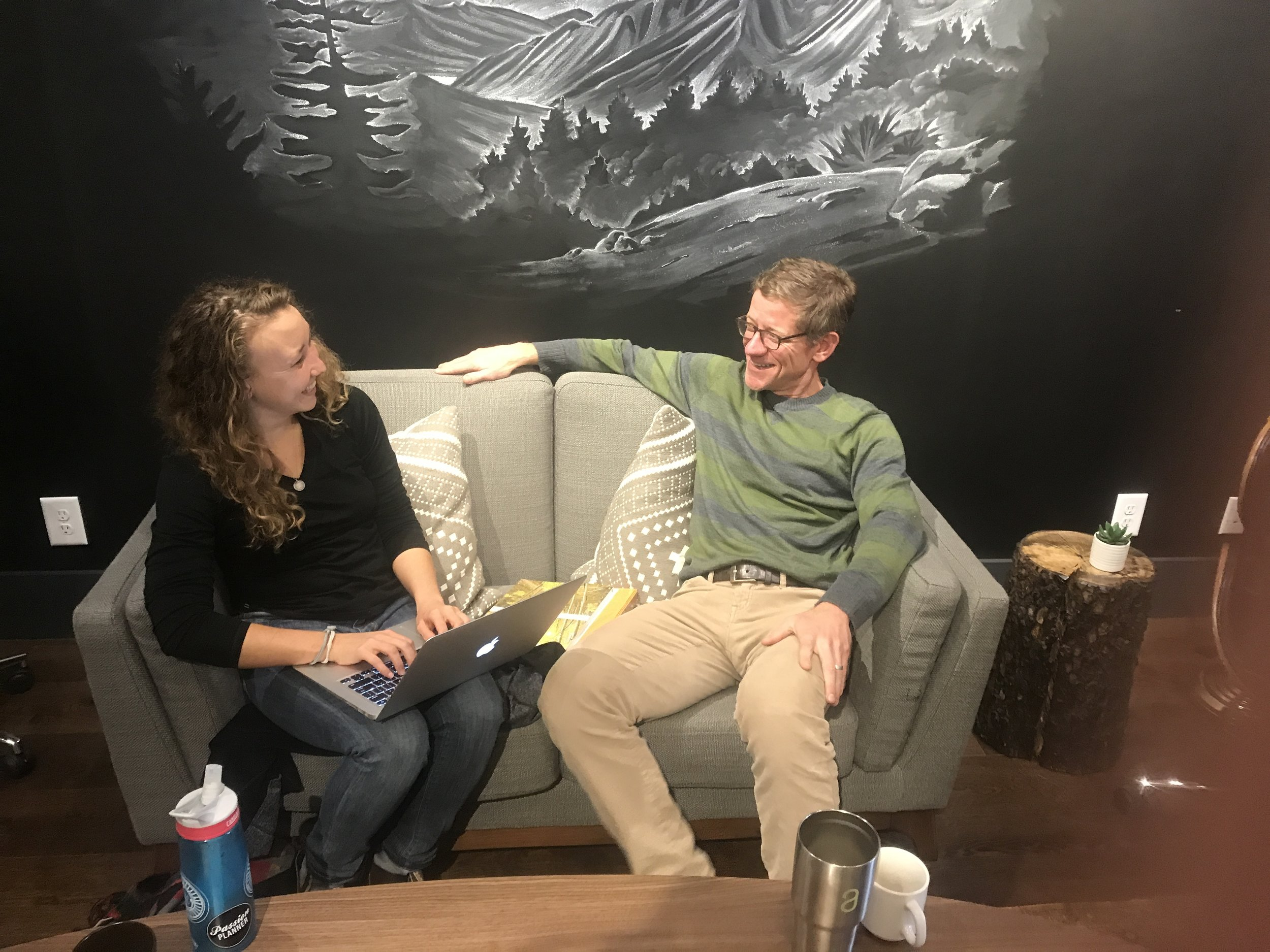 Interviewing Rion the The Glass Top Counter. The idea for the interview came out of a conversation we had at dinner. We are grateful to have such a dedicated partner to support our shop.