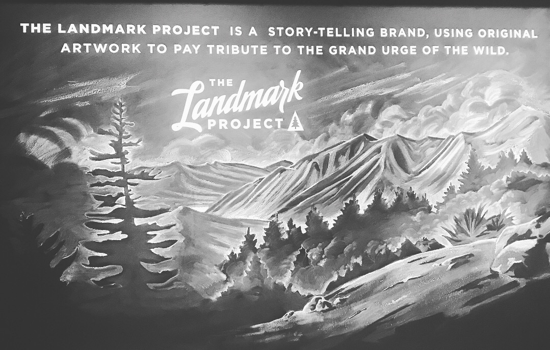 The Landmark Project  is one of our new favorite brand. Each Landmark purchase supports at-risk youth as they learn to reach their full potential through rafting, camping, mountain biking and rock climbing trips.