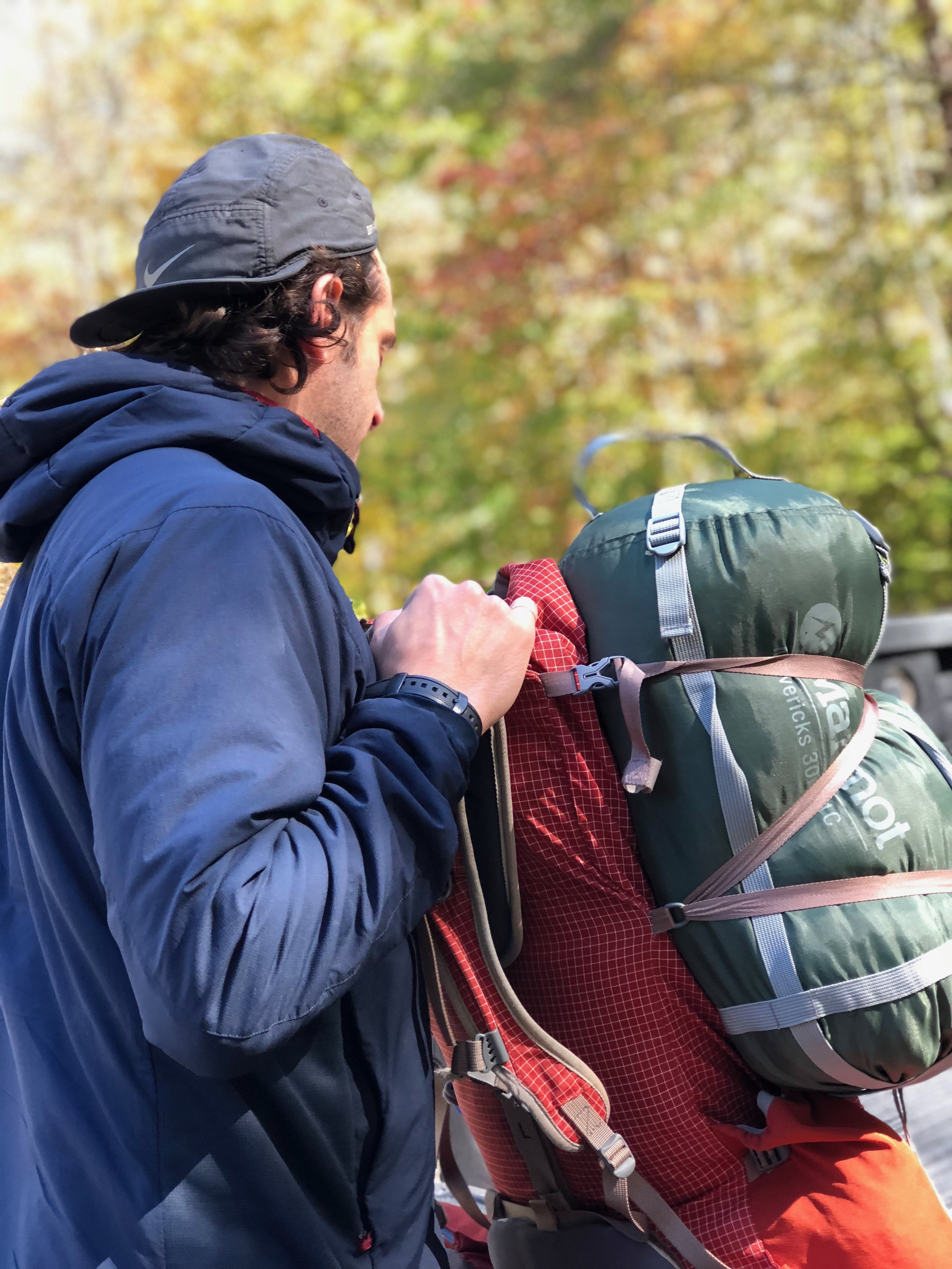 Don't forget to pack a sleeping bag! We have Marmot sleeping bags for the whole family available to rent at TB&C.