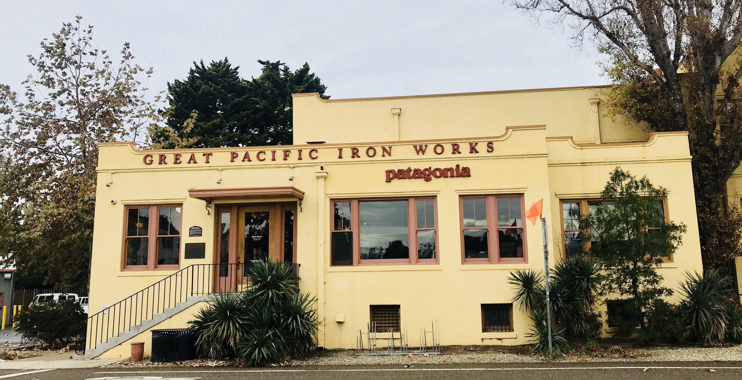 Welcome to Patagonia headquarters in Ventura, California.