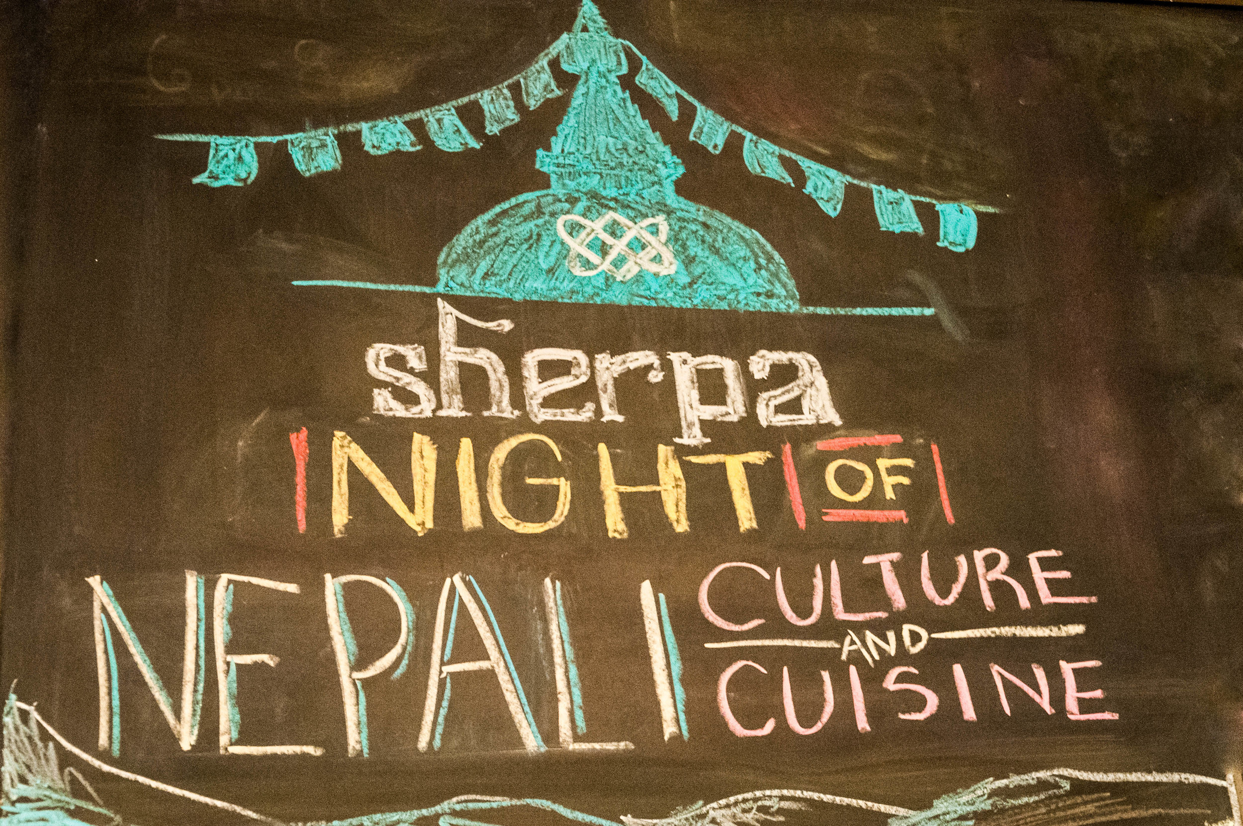 Our community board sharing our exciting opening bringing Sherpa Adventure Gear to Carrboro.