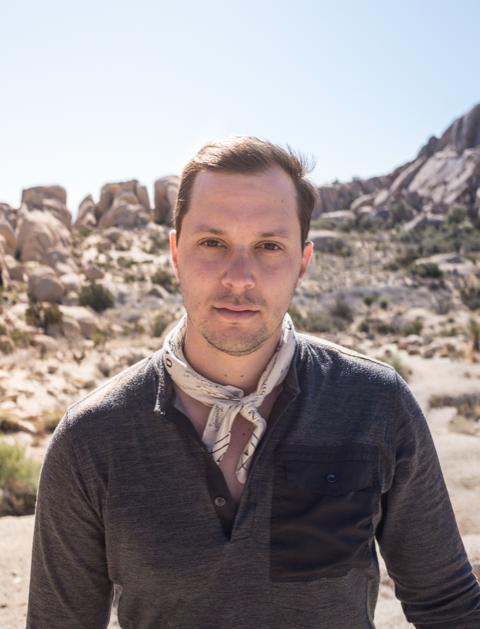 Founder of The Landmark Project, Matt Moreau.