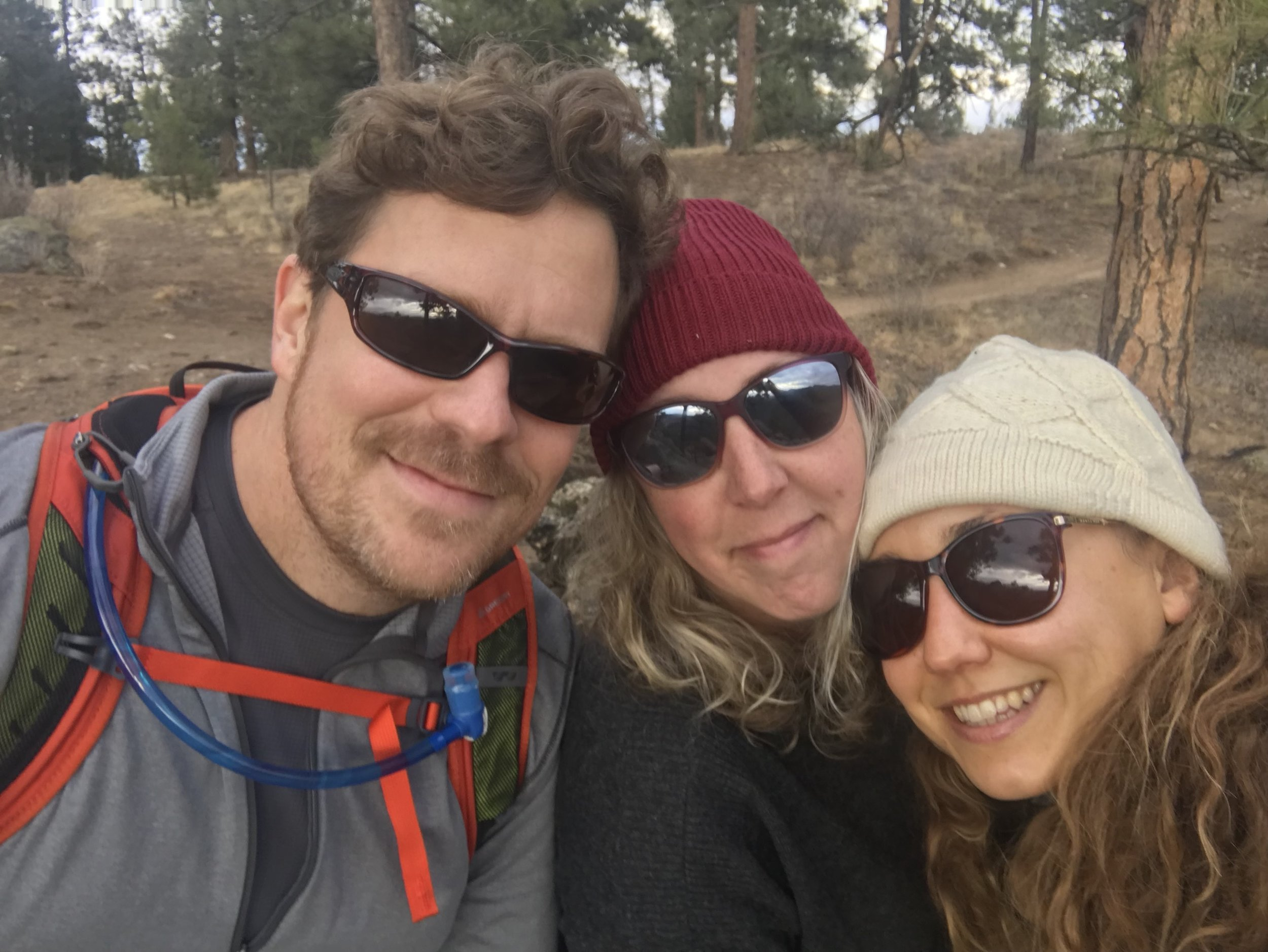 Taylor, Sara, and Betsy on a hike in Colorado post two back to back buying shows with the  Grassroots Outdoor Alliance  and  Outdoor Retailer . We believe in making time to get outdoors together as a team and do what we love, product test new gear, and most of all enjoy time together.