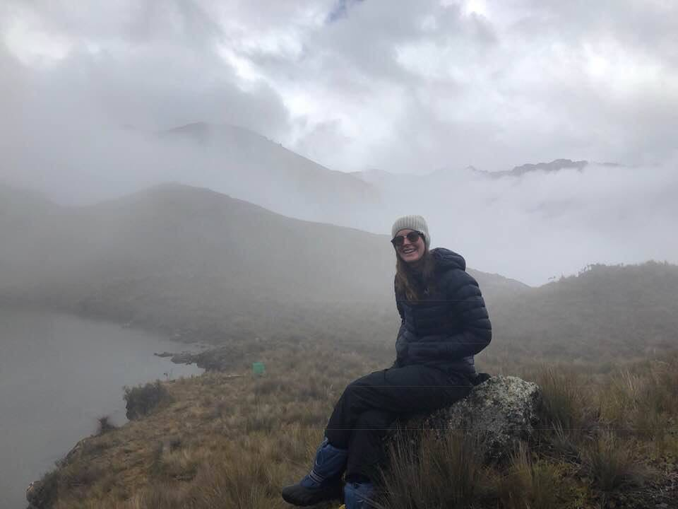 Living amongst the clouds- Cajas National Park