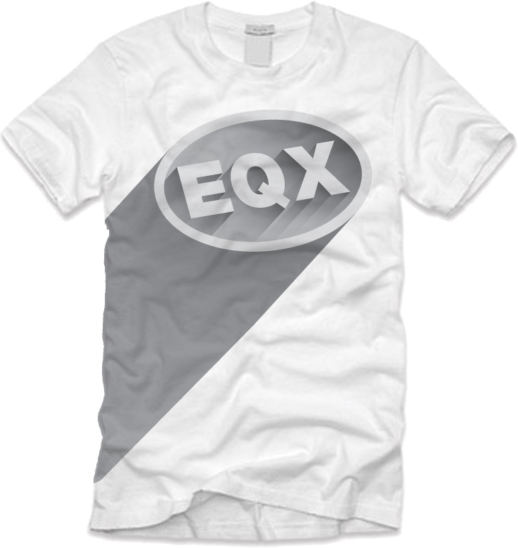 EQX branded t-shirt. Who doesn't love t-shirts?