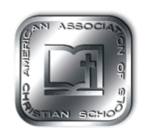 Indiana Christian Academy is accredited by the American Association of Christian Schools