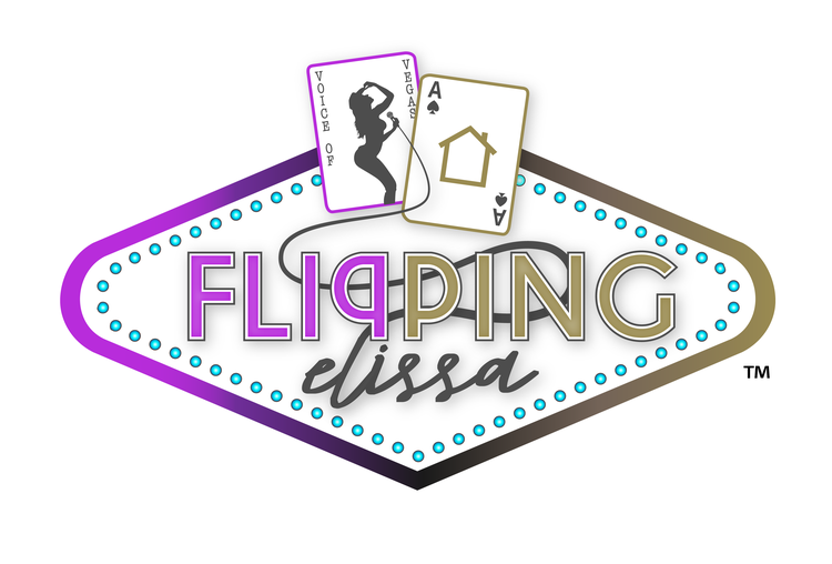 flipping elissa - TV Pilot - Show Title Design