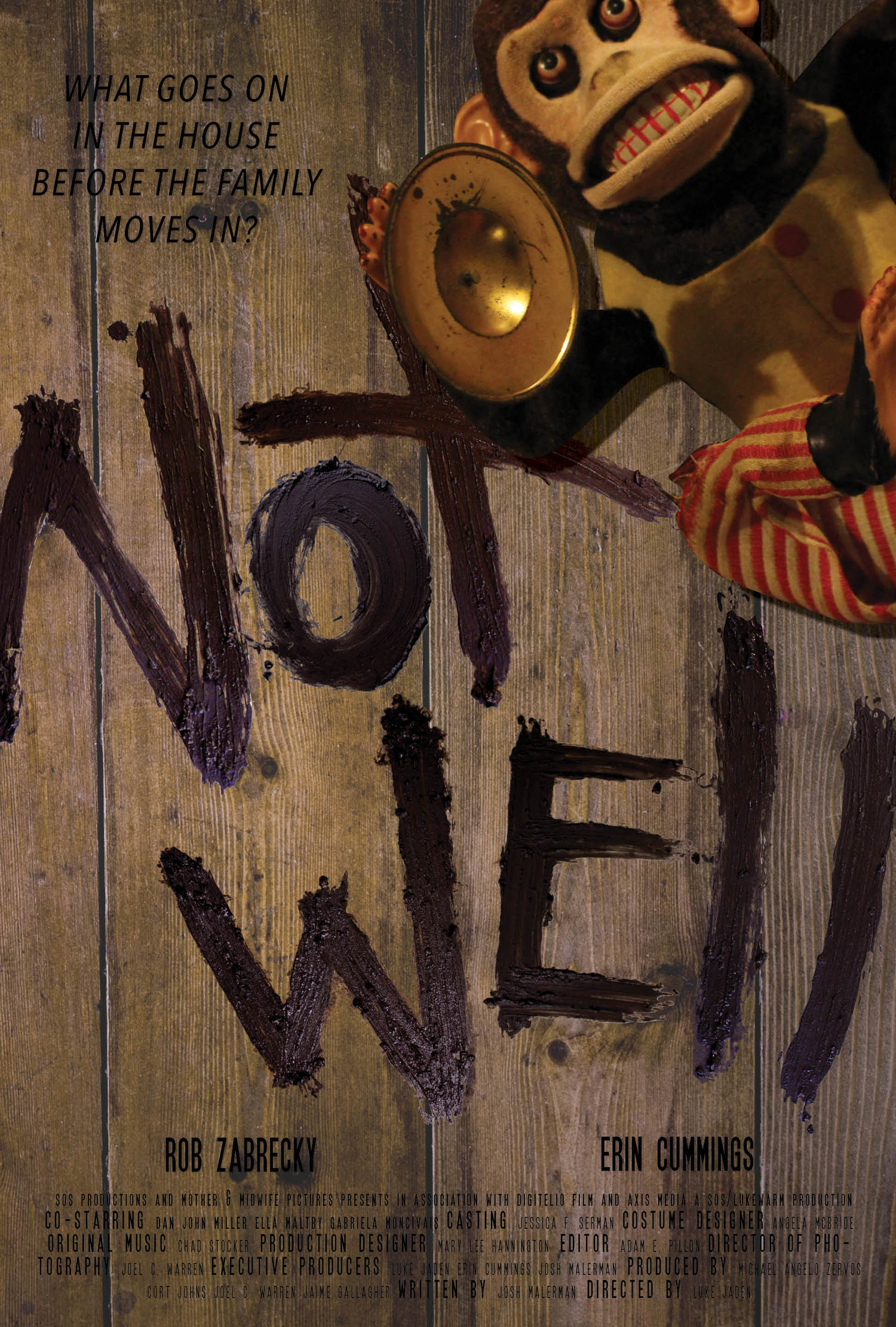 Not well - Feature Film - Film Poster Art