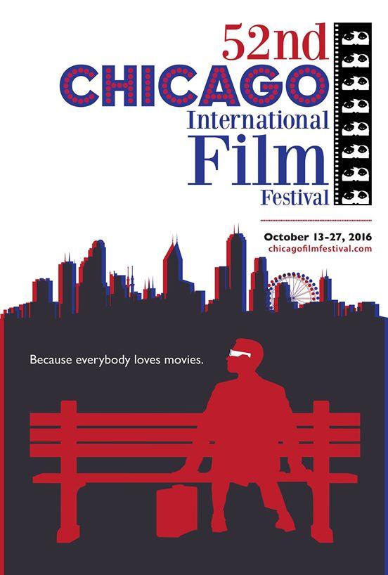 Chicago film Festival - Poster Design