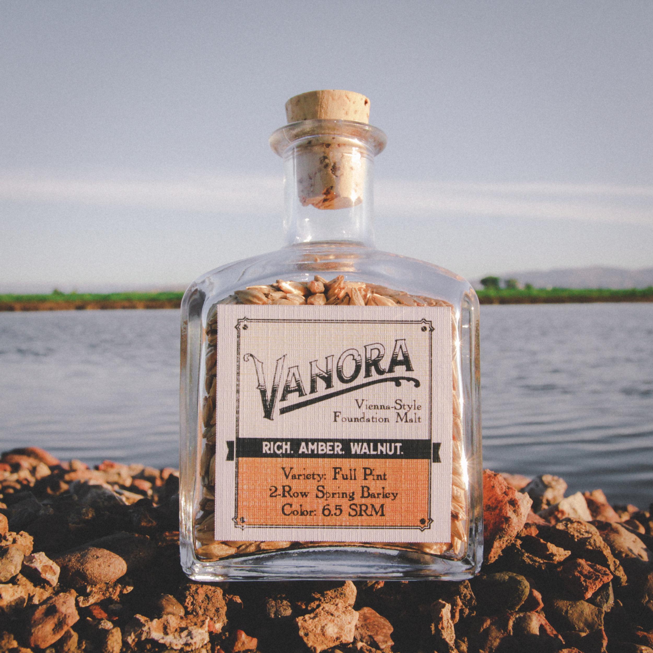 Vanora Vienna Style Malt from Mecca Grade Estate Malt in Madras Oregon