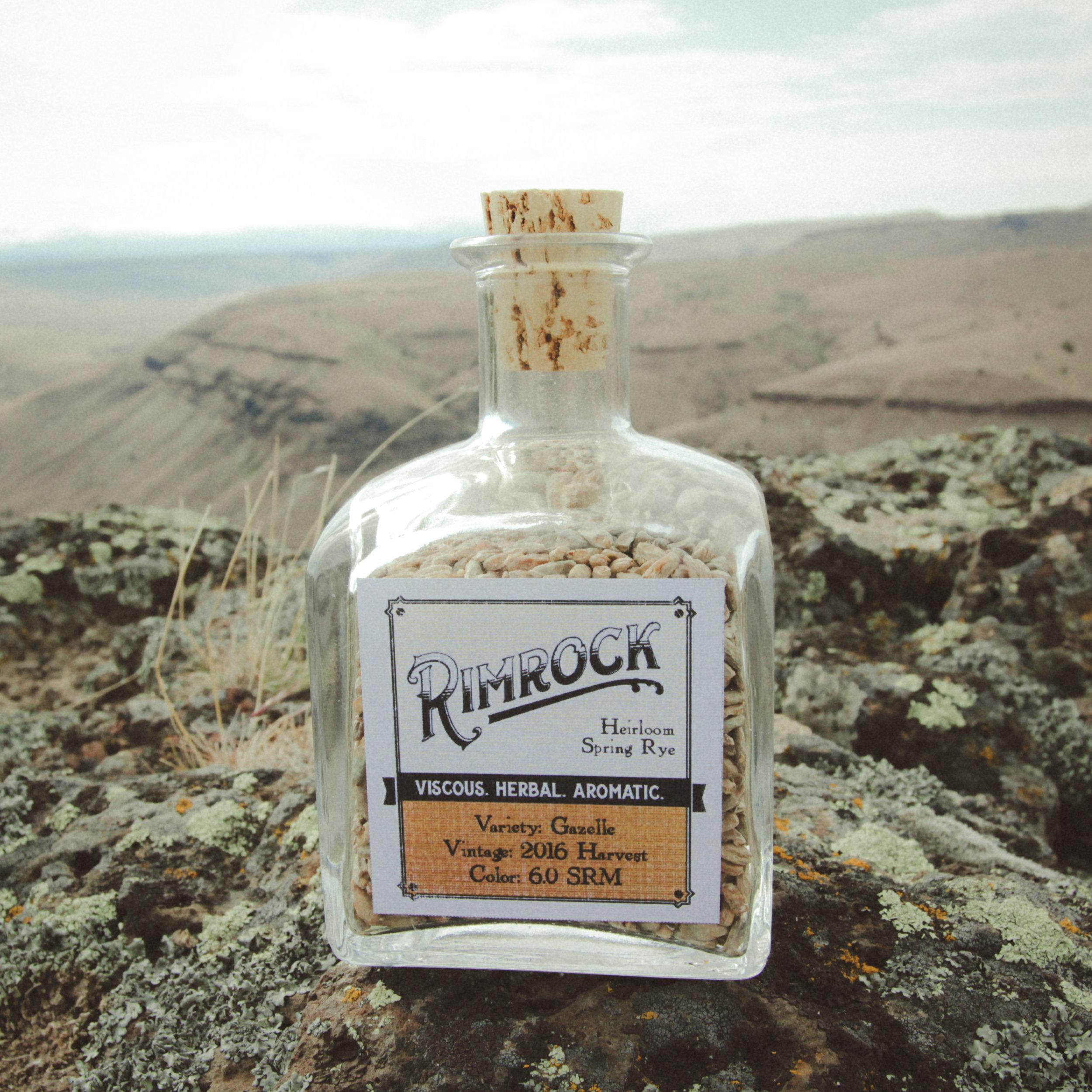 Rimrock Vienna Rye Style Malt from Mecca Grade Estate Malt in Madras Oregon