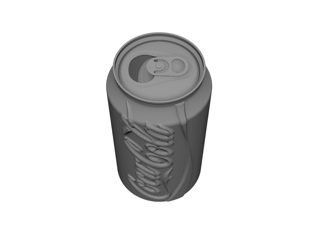 Coca-Cola Can Prototype
