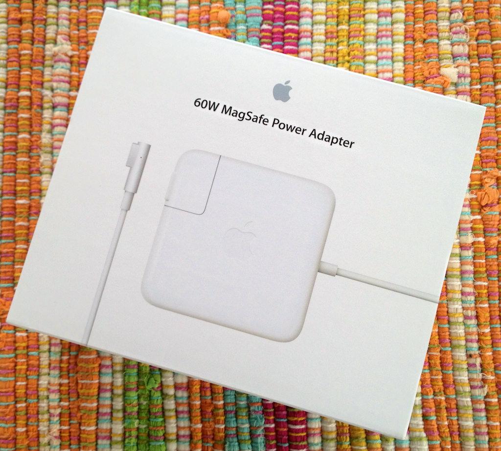 Apple 60W MacBook laddare