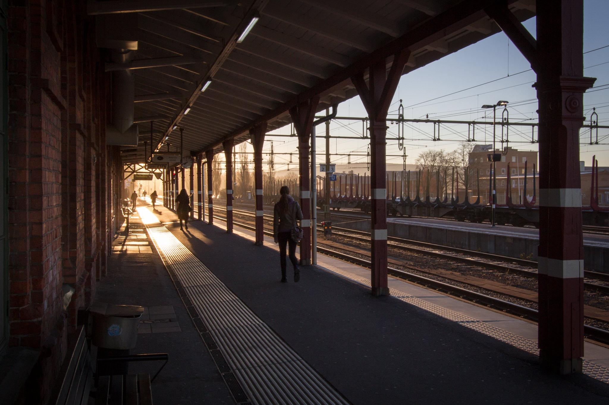 Perrong Arvika Station