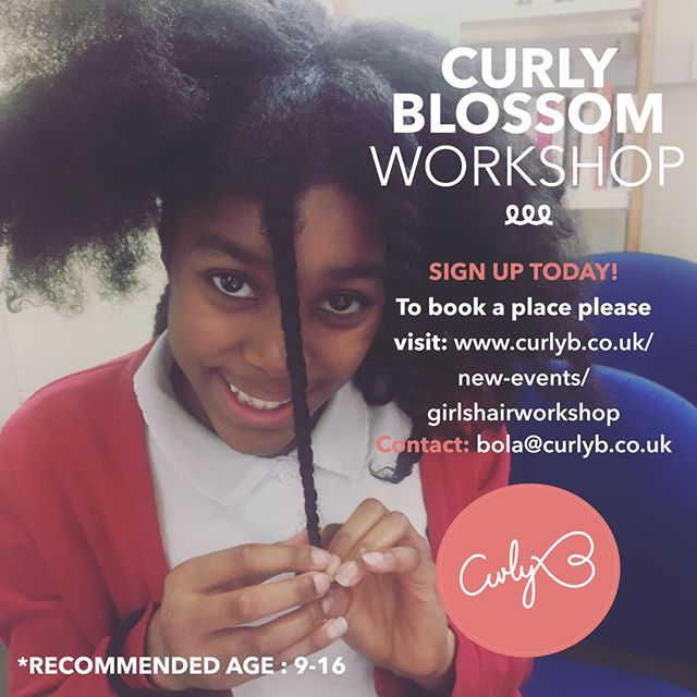 Practice makes perfect! Give your daughter the opportunity to practice haircare skills that will encourage her to independently manage her hair in the future. Sign her up for our 2 hour workshop on 1st August! Visit: https://buff.ly/2SF0gFK for more details.