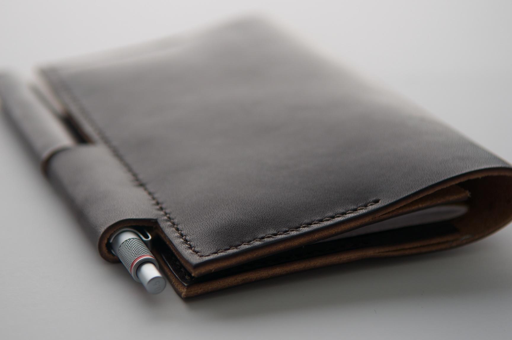 Field Notebook Cover | Half Light Bindery