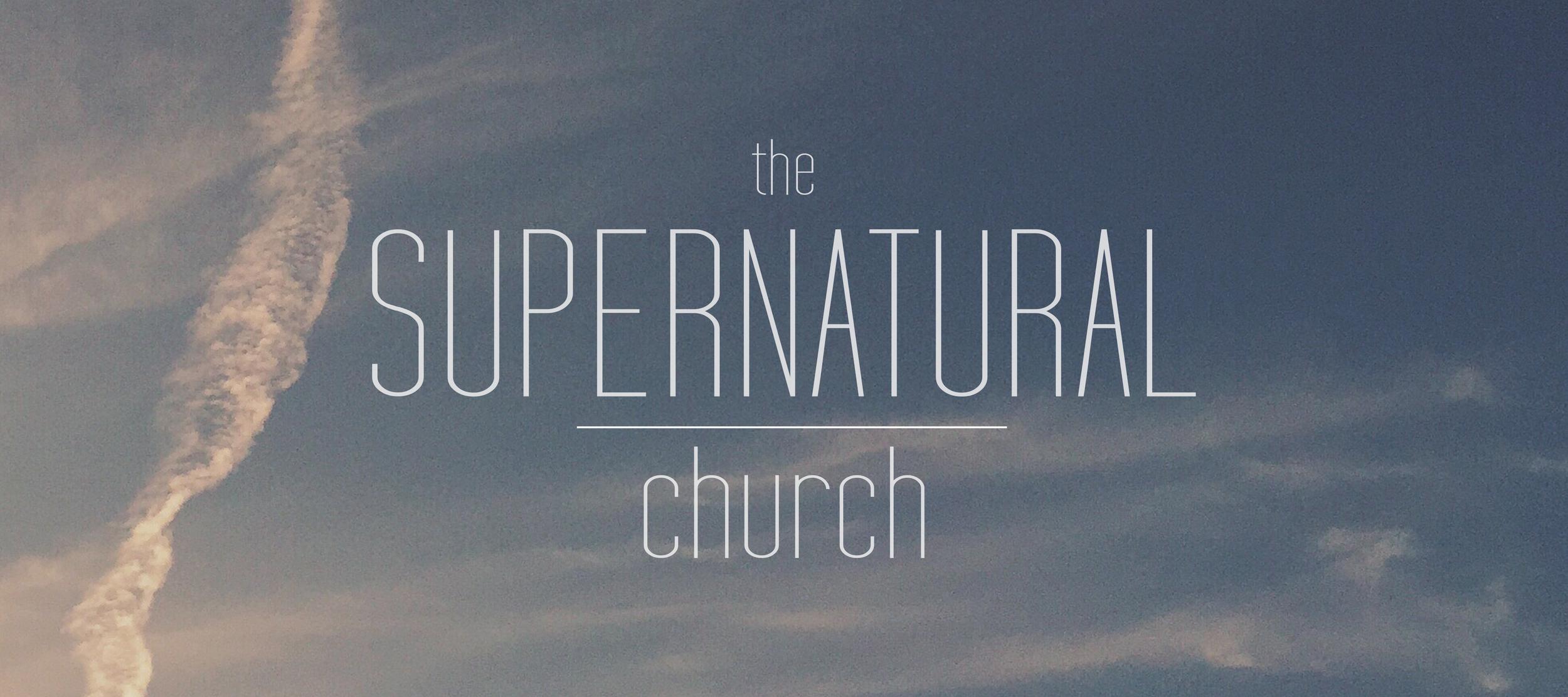 Church Supernatural