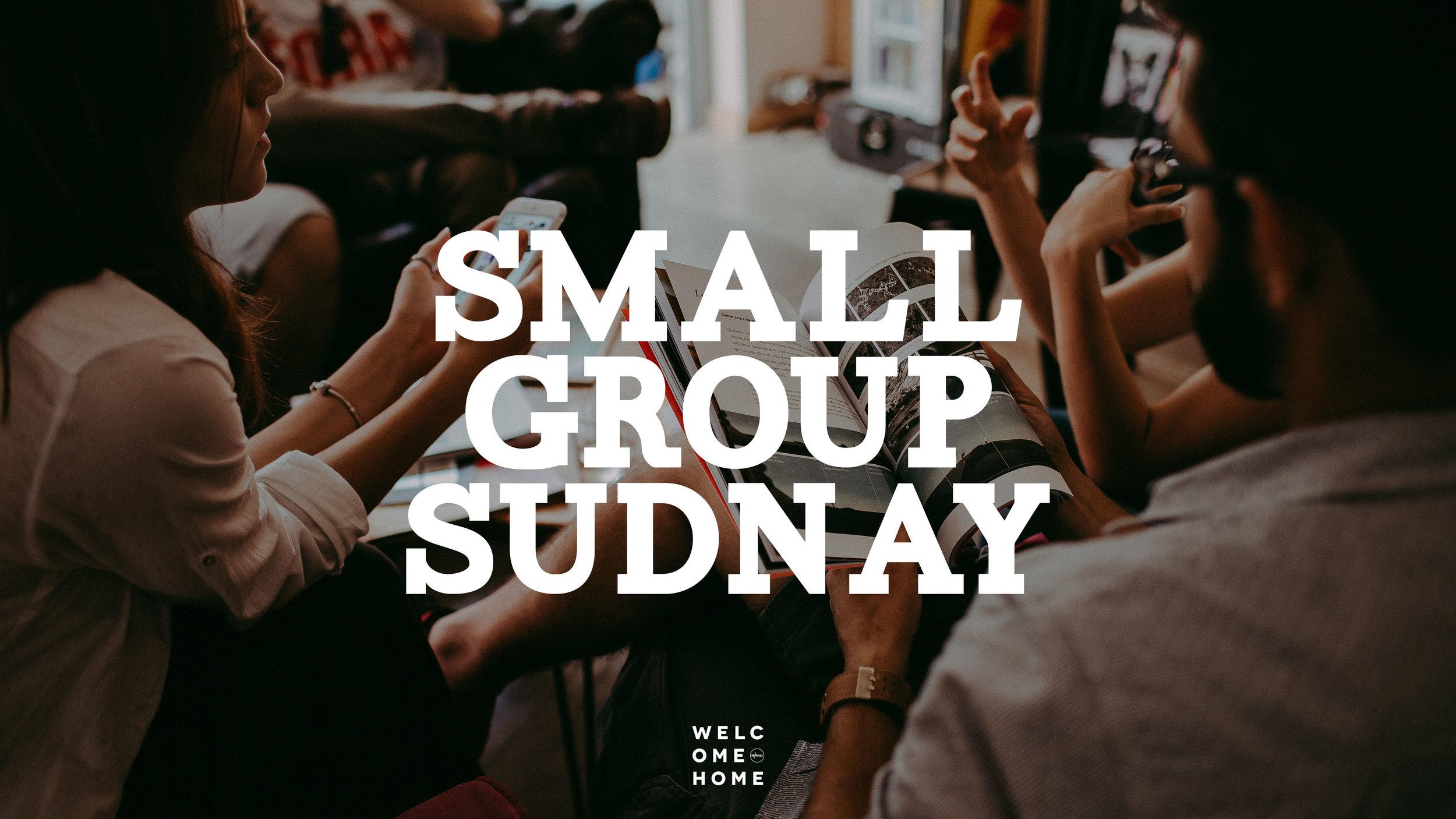 Graphic - Small Group Sunday - Thumbnail.jpg