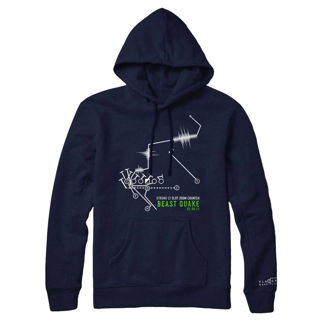 Seahawks Beast Quake Sweatshirt