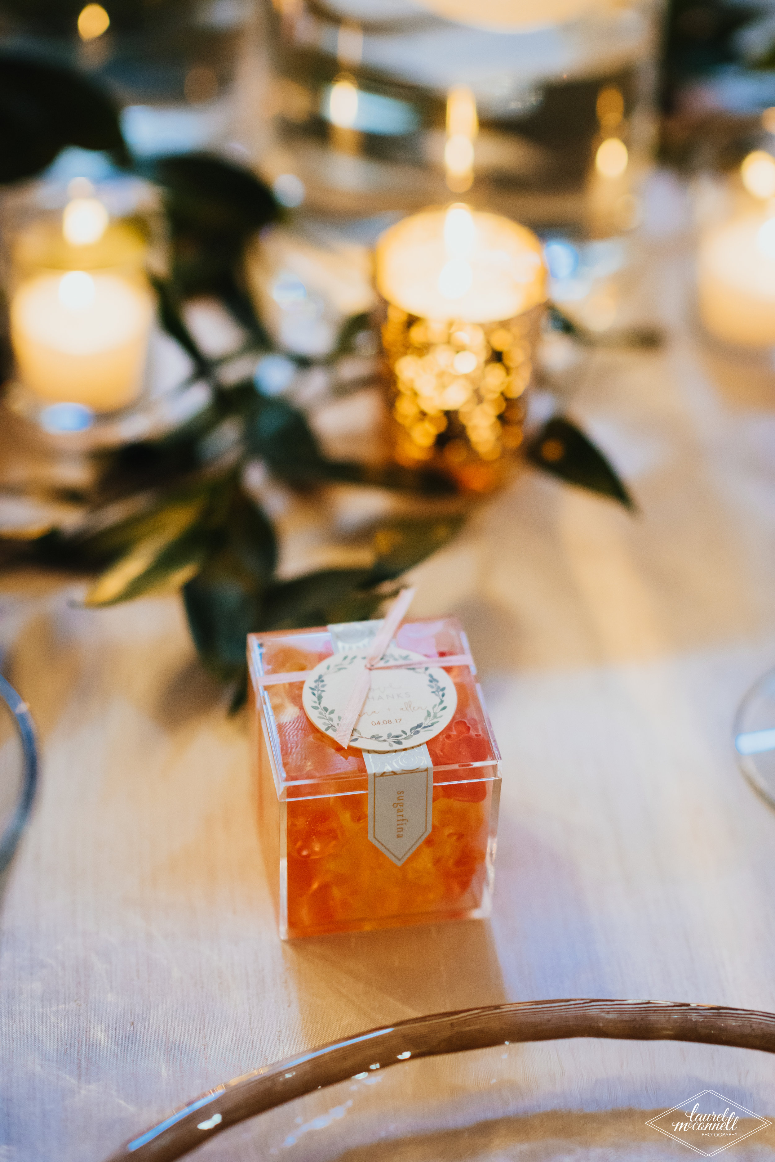 Sugarfina Wedding Favors