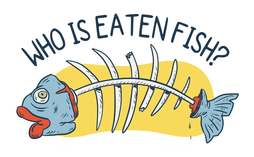 Who Is Eaten Fish? - Client: The NibWritten by: Kate MoonClick image to read in full.