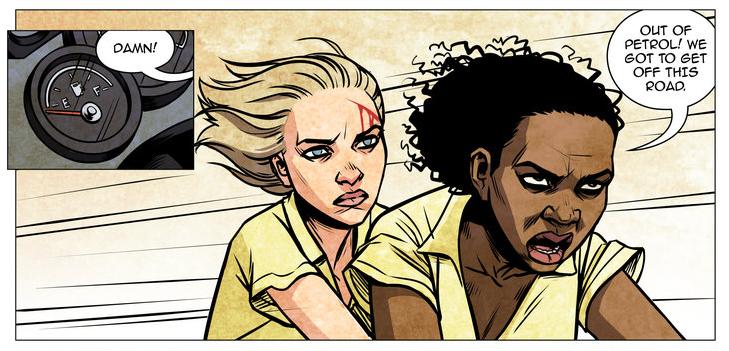Bolt! - Written by: Scott FraserFor 'Home Brew Vampire Bullets' anthology.More info here.