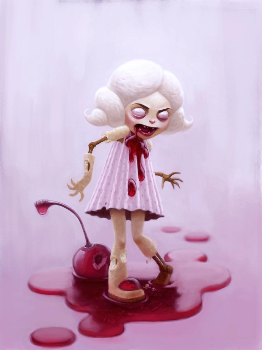 Sweet Lil Zombie