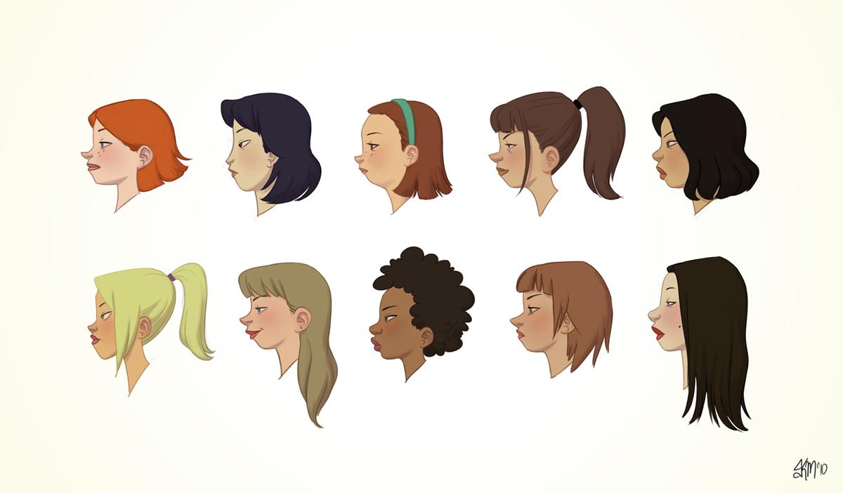 Female Profiles