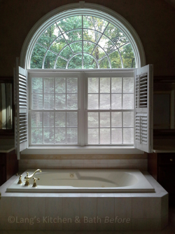 Traditional Guest Bath