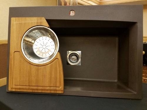Artisan composite sink