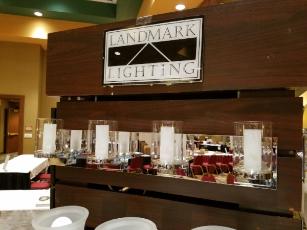 Landmark Lighting's Display