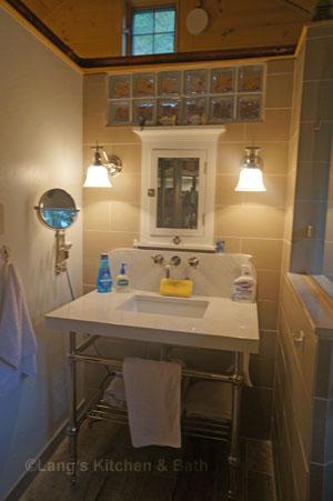 Bathroom design in new hope, Pa