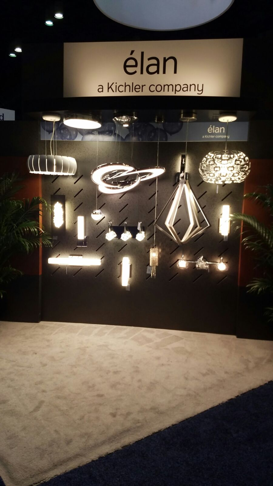 Home lighting options from Kichler