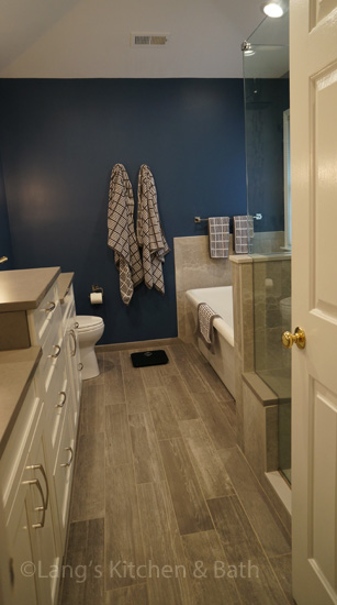 Bathroom design in Yardley