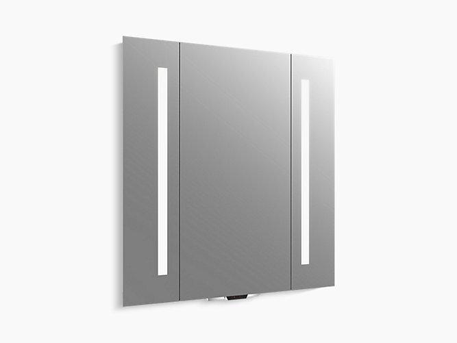 Kohler medicine cabinet with Amazon Alexa